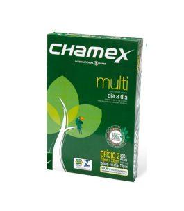 Resma Chamex 500 Hojas Tamaño Oficio