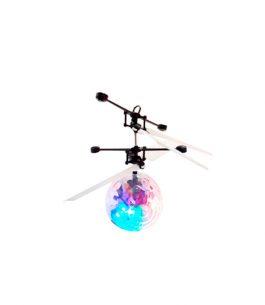 Juguete Volador Flying Transparent Ball
