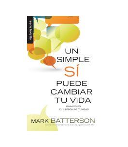 Libro Un Simple Si puede Cambiar tu Vida