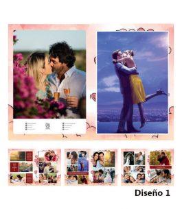 Foto Revista A4 – 27 Fotos y 5 Mensajes