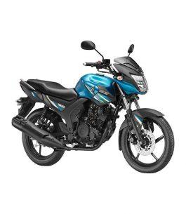 Moto Yamaha SZ-RR BLUE CORE