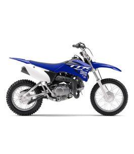 Moto Yamaha TT-R 110E