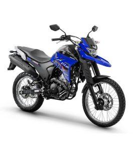 Moto Yamaha XTZ250