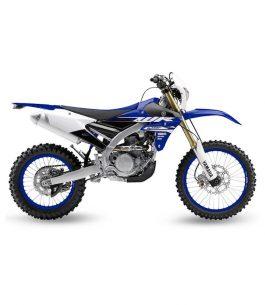 Moto Yamaha WR450F