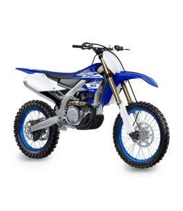 Moto Yamaha YZ450F