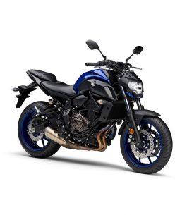 Moto Yamaha MT-07