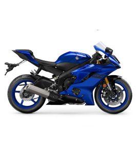 Moto Yamaha YFZ-R6
