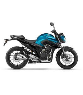 Moto Yamaha FZ-25