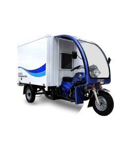 Motocarro Kenton TR 200 HD – TECHO CAJA TERMICA