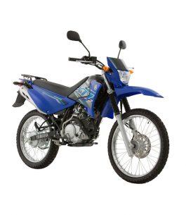 Moto Yamaha XTZ 125 E