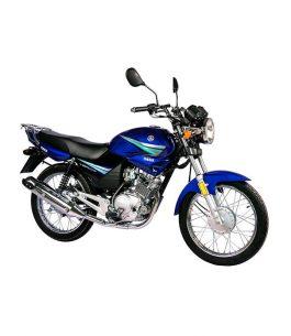 Moto Yamaha YBR 125 E