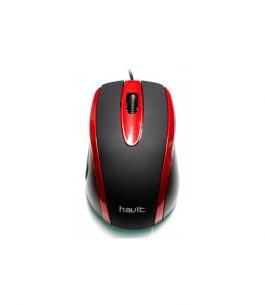 Mouse USB Havit HV-MS753 Rojo