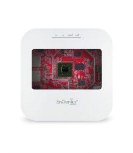 Wi-Fi 6 EnGenius Punto de acceso inalámbrico gestionado para interiores 2 × 2