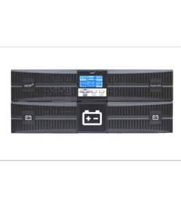 UPS On Line VCP LCD 6KVA Rack/Torre 16x12V/7AH