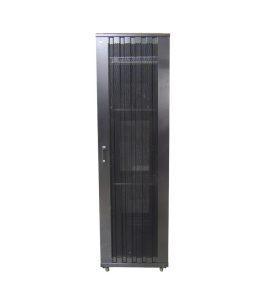 Rack cerrado de piso VCP Microperforado – 42U – 1000mm