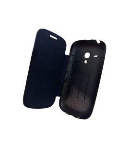 Funda para Celular Flip Cover S3 Mini